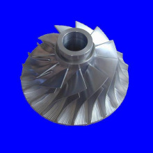 CNC Semi Closed Impeller för nedsänkbar pump