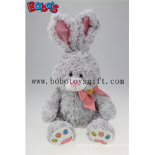 Lovely Gray Rabbit Plush Toys Big Ear Rabbits Good Quality Can Be Customized Bos2016-01/15.7""