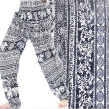 2016 Vente Chaude Hommes Pyjamas Tissu Rayonne Imprimé