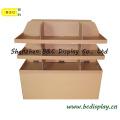 Hohe Qualität mit heißem Verkaufspappe-Zähler-Ausstellungsstand (B & C-C001)