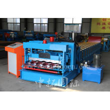 Colored Glaze Steel Building Material Making Machinery