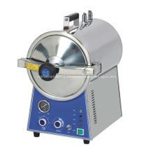 Esterilizador de vapor de presión de mesa médica automática