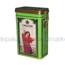 Roasted coffee sugar airtight tin cans