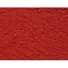 Красный порошок железа используют оксид в краске, чернилах, резине