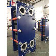 Remplacement Alfa Laval M3 / M6 / M6m / M10 / M15 / M20 / Mx25 / M30 / Clip 3 / Clip6 / Clip8 / Clip10 / Ts6-M / Tl6 / T20-B / T20-M / T20-P / Ts20-M Revovable Echangeur de chaleur à plaques