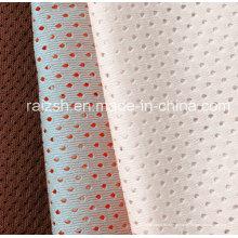 Tecido de malha de poliéster Pássaros pano de olho Quick-Secagem Sportswear Tecidos