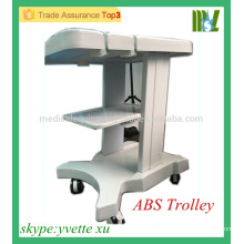 2016 MSL New type ABS Mobile Ultrasound machine trolley Cheap ultrasound cart Type A