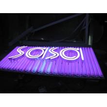 RGB светодиодные лампы лампы неоновые буквы знак