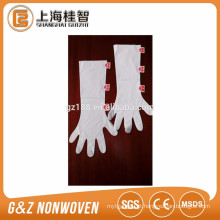 Obter amostras grátis em todo o mundo cosmético leitoso / máscara de mão de seda amostras de desinfetante para as mãos livres