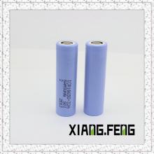 Batterie rechargeable Li-ion Samsung 18650 3200mAh 3.75V pour éclairage
