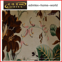 Curtain Fabric with Printed Styled-Cheap Price EDM0554