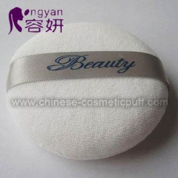 Puff cosmétiques coton
