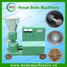 BEDO Marca Pequena e grande capacidade máquina de madeira pellets / moinho de madeira pellet