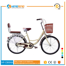 City bikes with high quality rear carrier