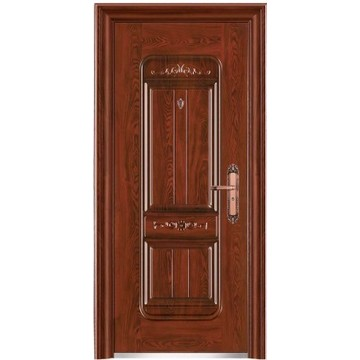 New Designs Security Steel Door