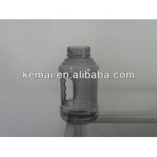 Garrafa de água de plástico