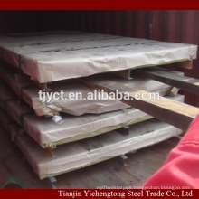 Corrosion resistance 316 304 321 stainless steel sheet and plate