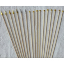 Birch Wood Flag Poles with Plastic Finals