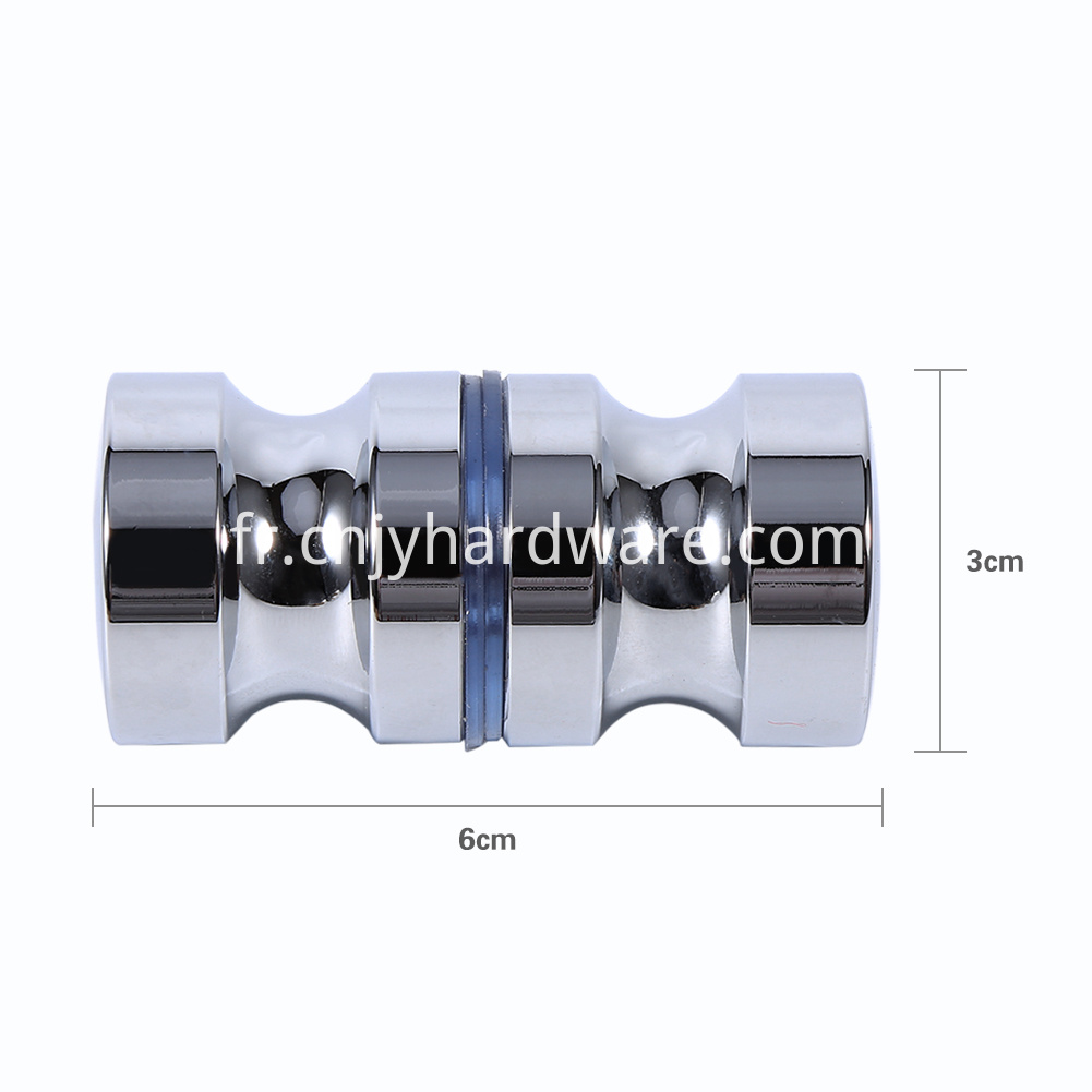 interior cabin shower door knobs