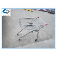 Supermarkt-Einkaufslaufkatze 70L mit Anmut-Körben