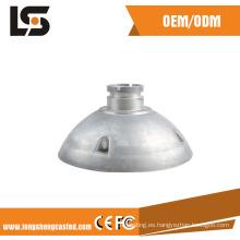 Alta presión a presión molde de fundición ODM carcasa de cámara de cctv de aluminio