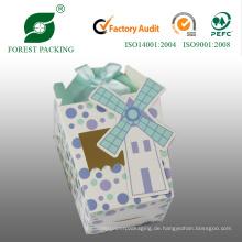 Luxus Mini Cupcake Geschenkpapier Box (FP900018)