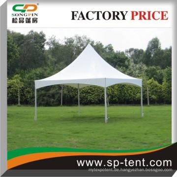 6x6 Sportzelt zum Verkauf weit verbreitet in Outdoor-Hochzeitsfeier Veranstaltungen verwendet
