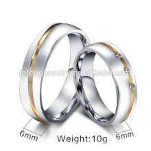 Anillo de plata de la nueva llegada, diseños de anillo de plata para niña / niño
