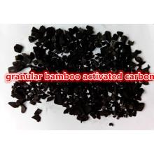 Bambus-basierte granulierte Aktivkohle Preis Lebensmittelzusatzstoffe