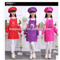 Custom children painting apron Art on wholesale LOGO
