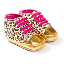0-1 Year Soft Sole Baby Shoes Leopard Infant Toddler Moccasins