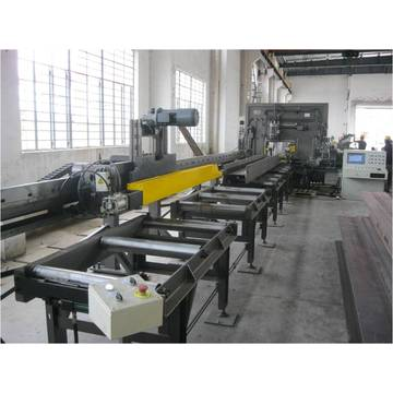 CNC Beam Drilling Machine