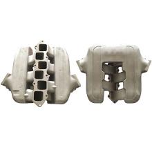 China professional foundry supply oem sand casting aluminium alloy gravity casting aluminum intake manifold