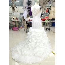 Aoliweiya Настроить Свадебные Свадебные Платья Плюс Размер