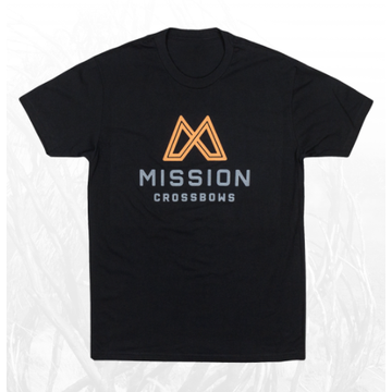 MISSION CROSSBOWS - LOGO TEE