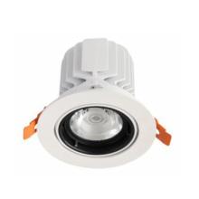 Luz de techo LED ajustable antirreflejo regulable 25W / 35W / 45W