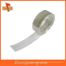 Made in china water proof heat sensitive clear flexible packing customizable shrinkable pvc transparent film