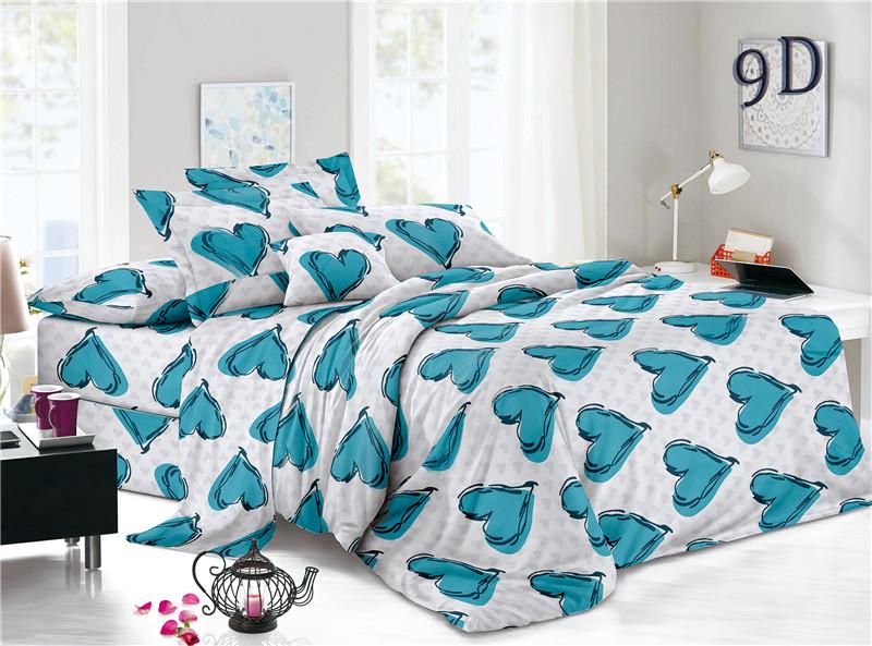 Custom Polyester Printed Bedding Sheets