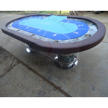 New Solid Wood Poker Table (New Model-PT98)