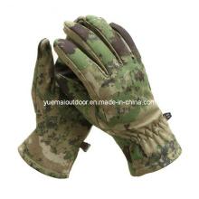 Luvas Tactical de Softshell Militar