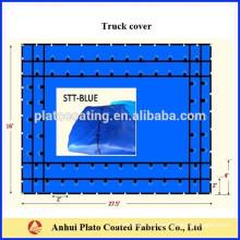Полиэфирная ткань из ПВХ для стального брезента
