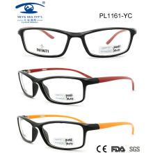 2015 hochwertige preiswerte Kunststoff Optische Gläser für Erwachsene (PL1161)