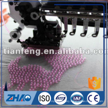 615 double beads embroidery machine ZHAO SHAN hot selling in India