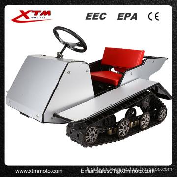 China neue Kinder 200cc Rubber Track Mini Motorschlitten Verkauf