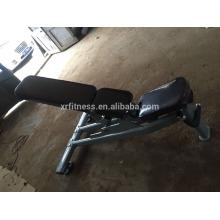 XF25 Xinrui fábrica de equipos de fitness Multi Adjustable Bench