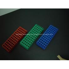 Rack reversível de 1.5ML / 0.2ML para Micro Tubes