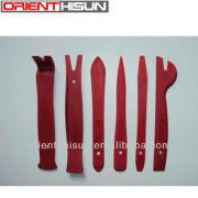 6pcs sujetador Trim y el retiro del moldeado tool set, HS-127