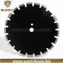 La lámina de hormigón del diamante 300-800mm, diamante refuerza la lámina de sierra concreta, disco del diamante (SY-DISC-T001)