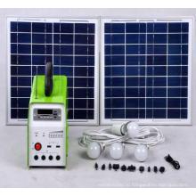 Солнечная электрическая система с радио
