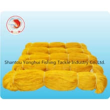 Nylon Multi Fish Net with Yellow#Y10 Color